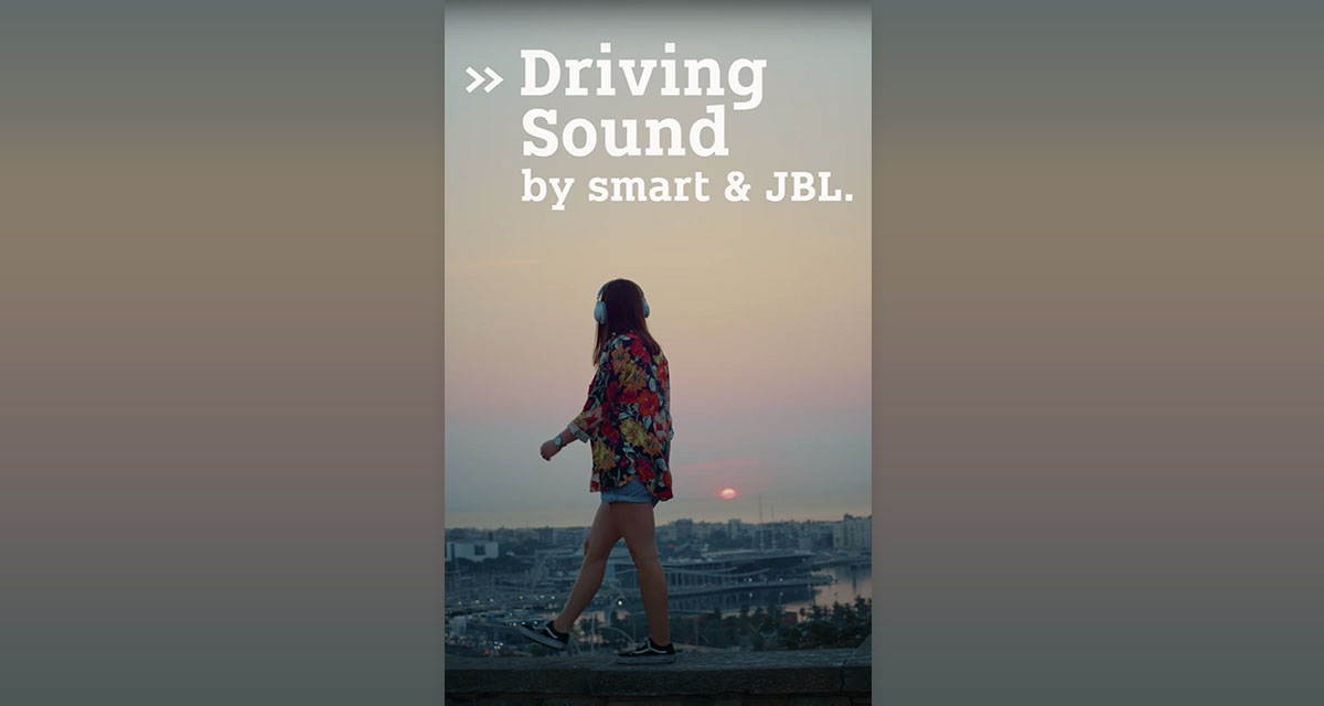 Say Mahalo Creative Collective - Driving Sound by Smart & JBL
